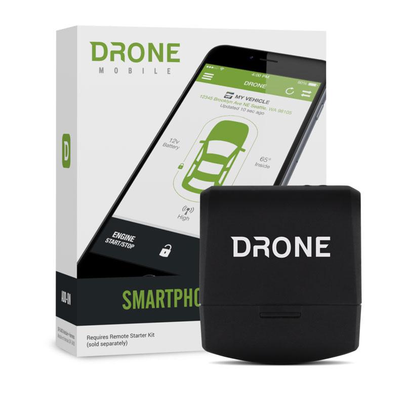 DroneMobile box