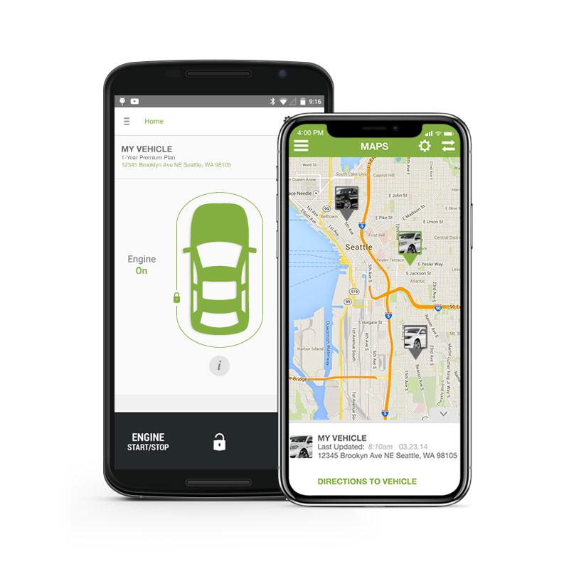 DroneMobile GPS accessory