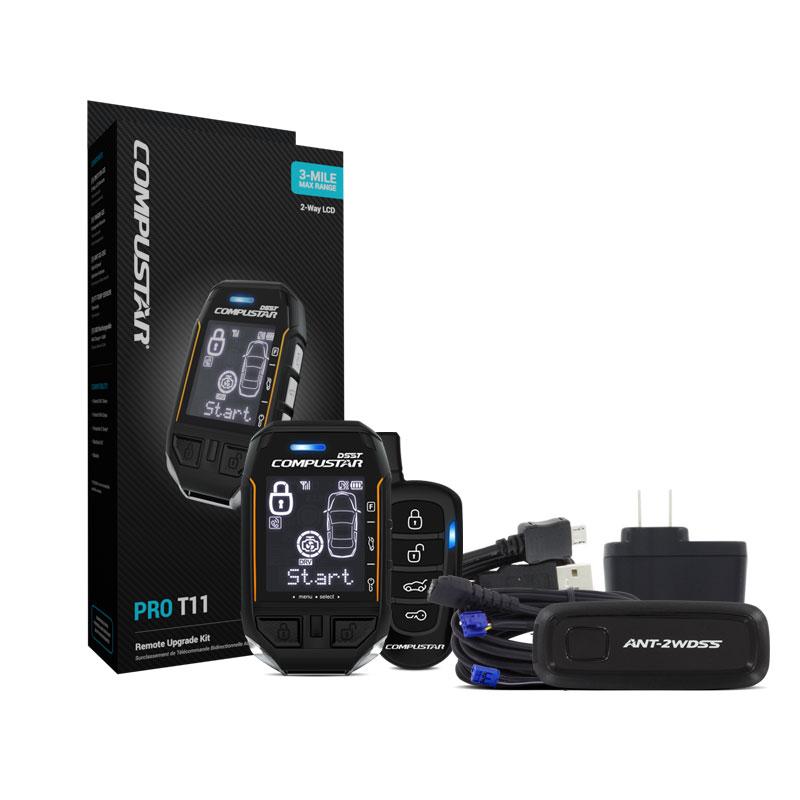 Compustar PRO T11 bundle