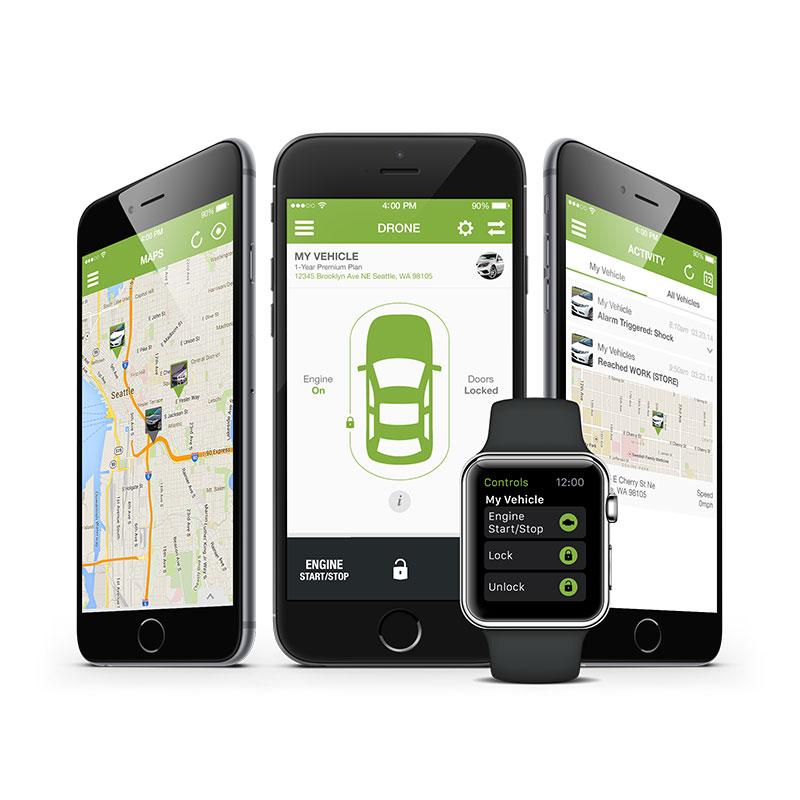 Drone Mobile Smartphone app