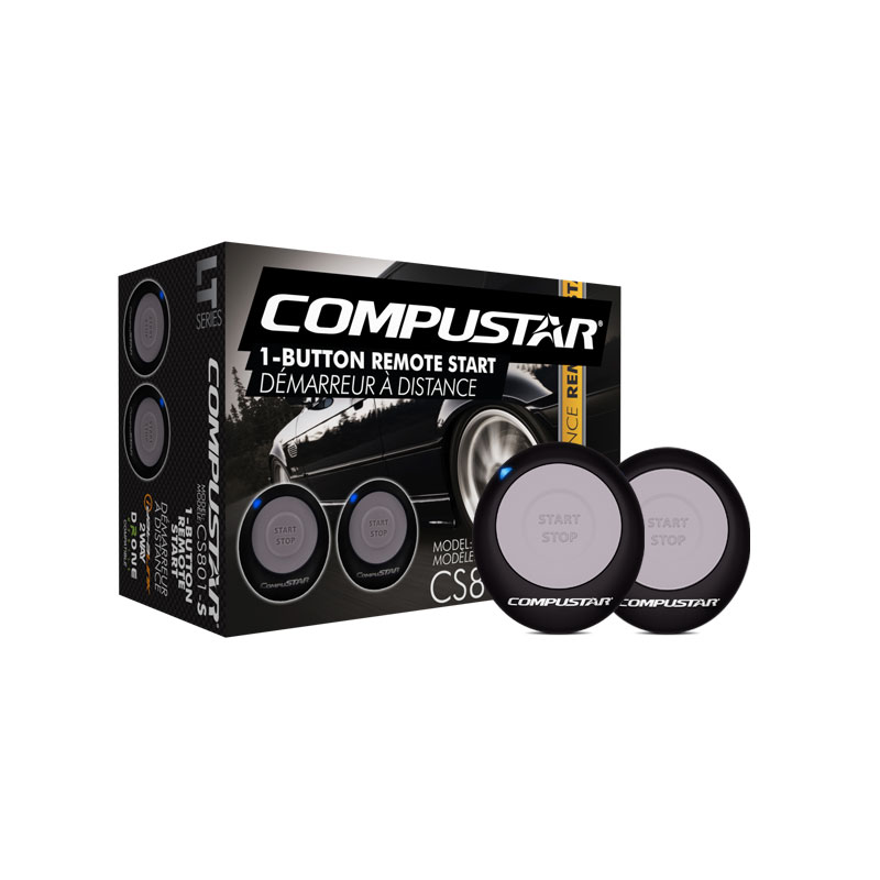 Compustar LT CS801-S bundle