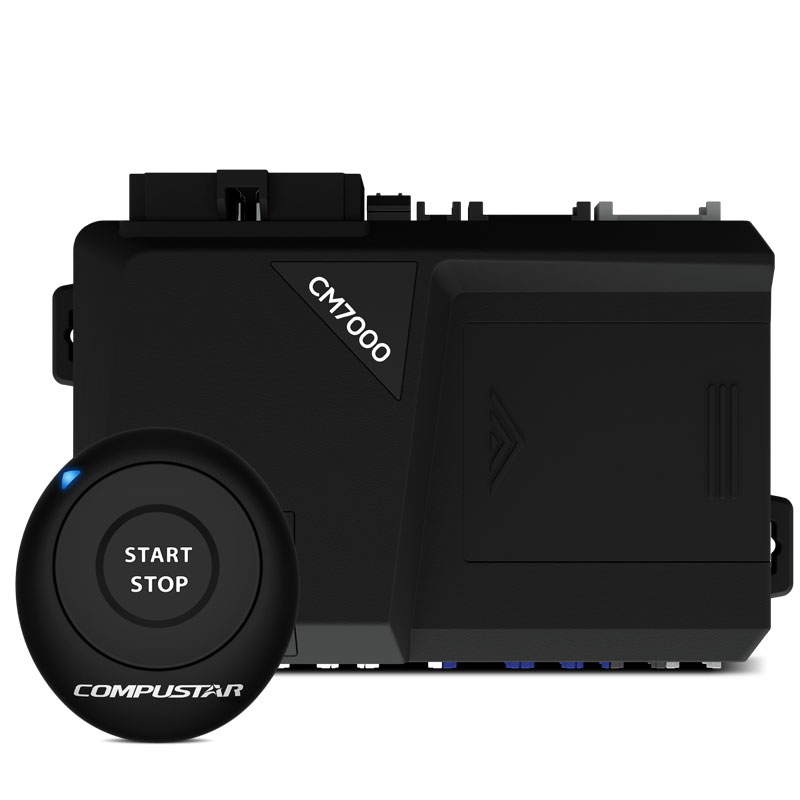 Compustar 1BAM remote start and security system