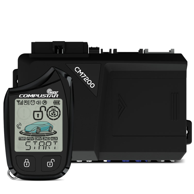 Compustar Prime 901 remote start system