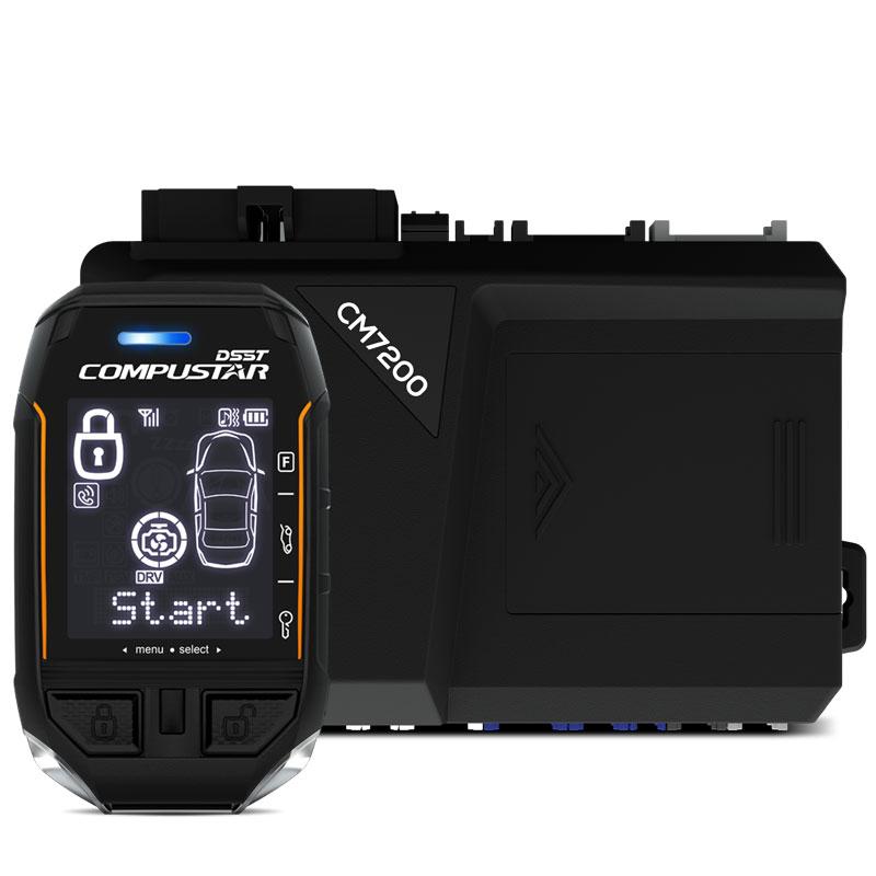 Compustar PRO T11 remote start system