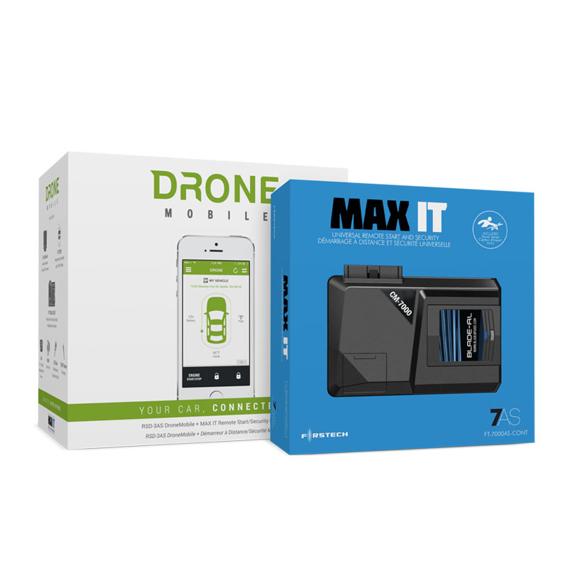 Drone Mobile RSD 3400AS Kit
