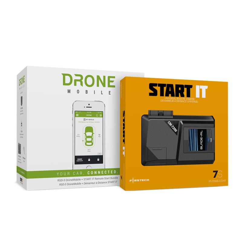 Drone Mobile RSD-3400S