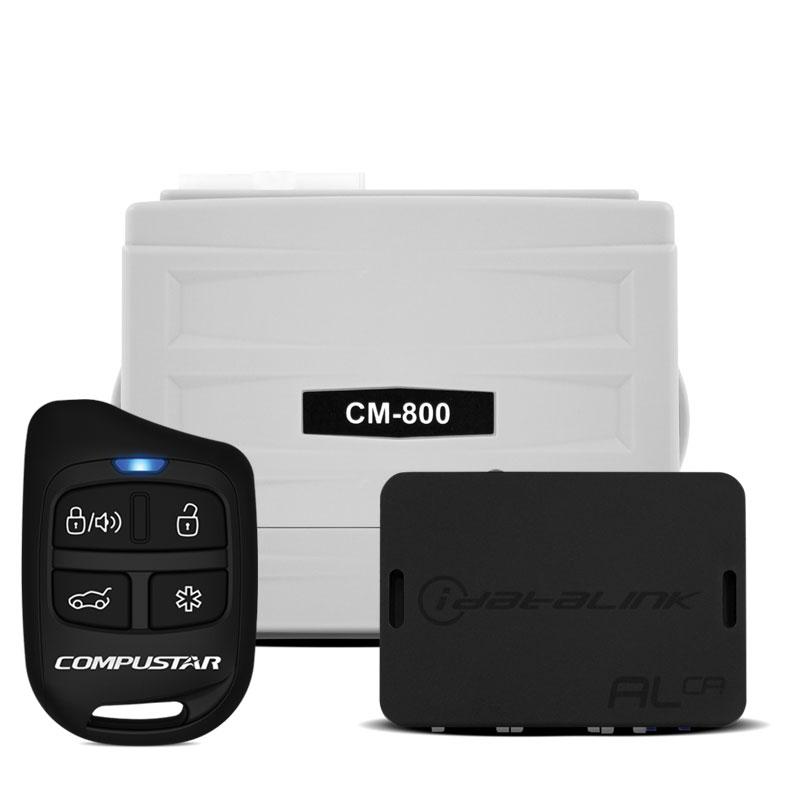 Compustar remote start security LT CS800 S Kit