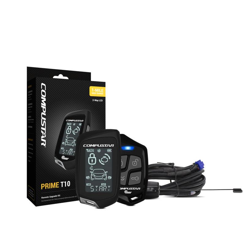 Compustar Prime T10 bundle