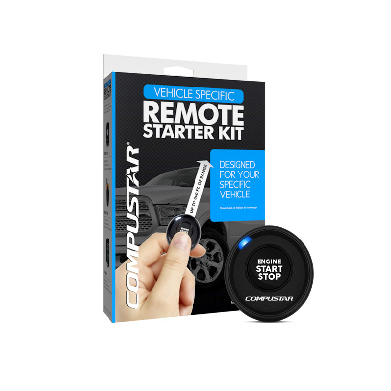 Remote starter kit RS1B-DC2