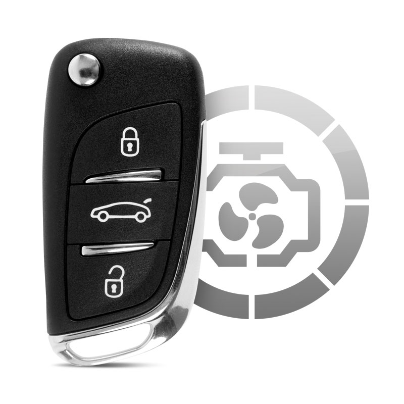 When You Add The Compustar Acura Remote Start System To Your Vehicle Will Now Be Able Using Factory Key Fob