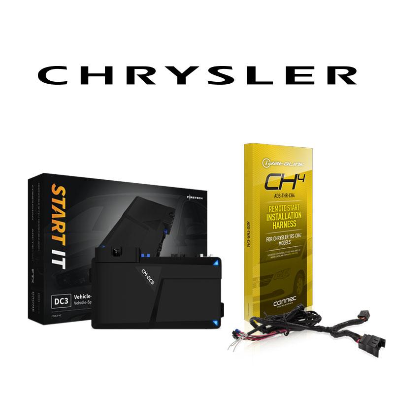 chrysler remote start system compustar rh compustar com Compustar Remote Start Wiring Diagram Compustar Remote Start Manual
