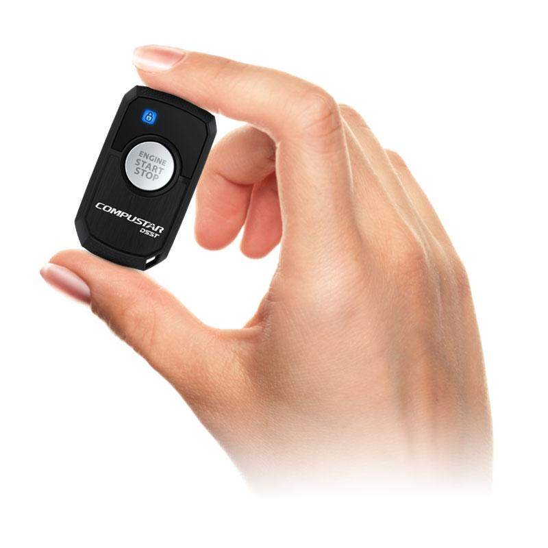 R3 remote compact design