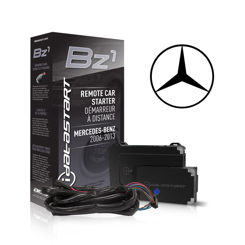 mercedes benz remote start system compustar