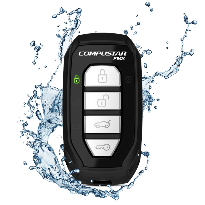 Water resistant Prime G15 remote