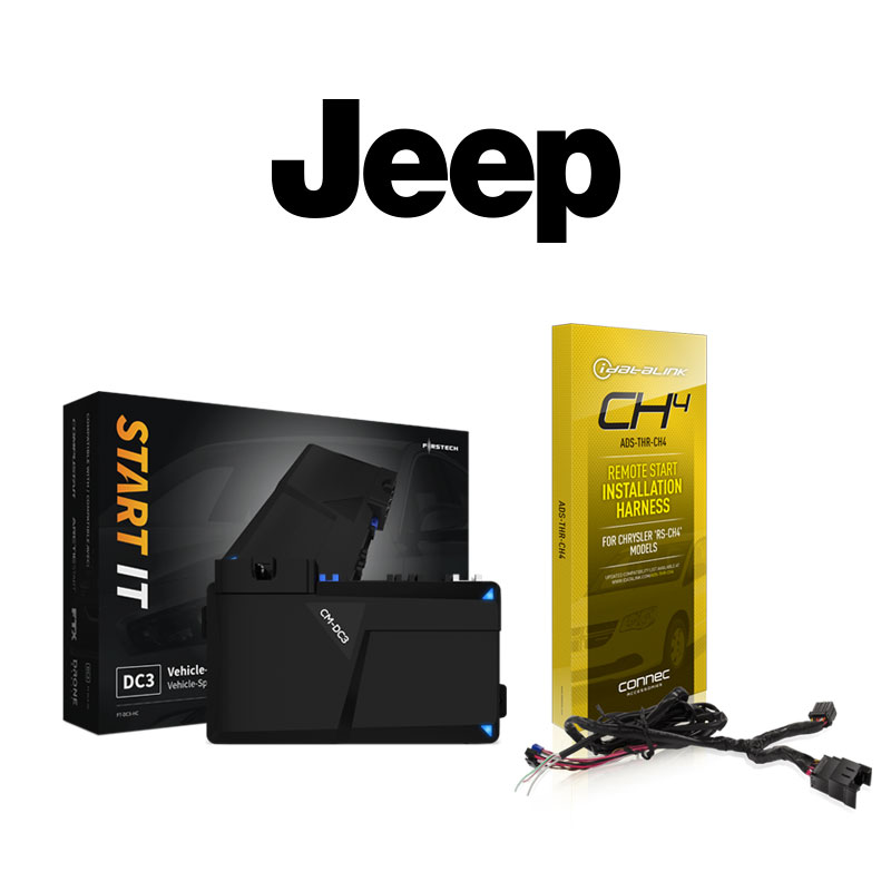 jeep remote start system