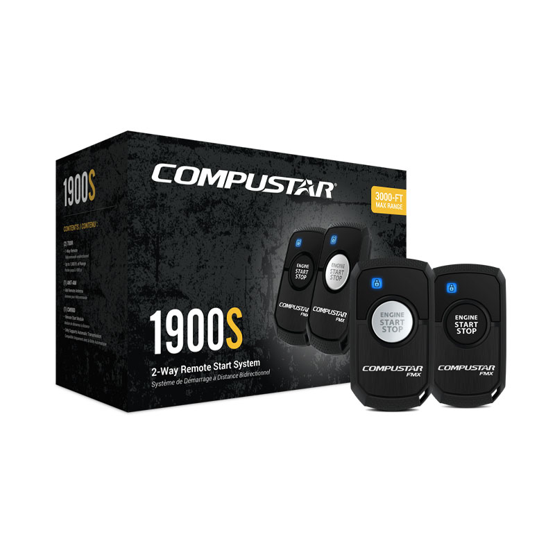 cs1900-s remote start bundle