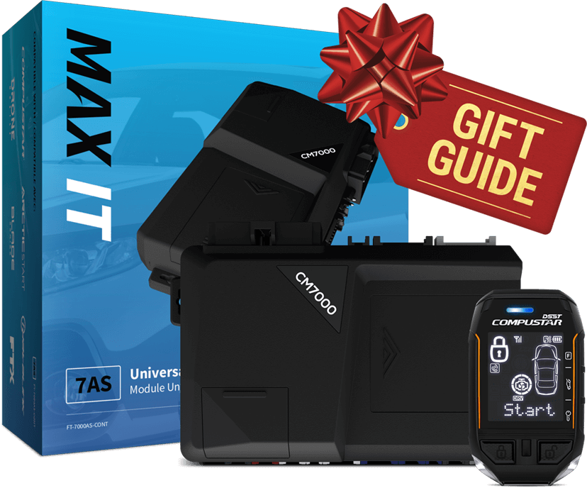 gift guide for remote start