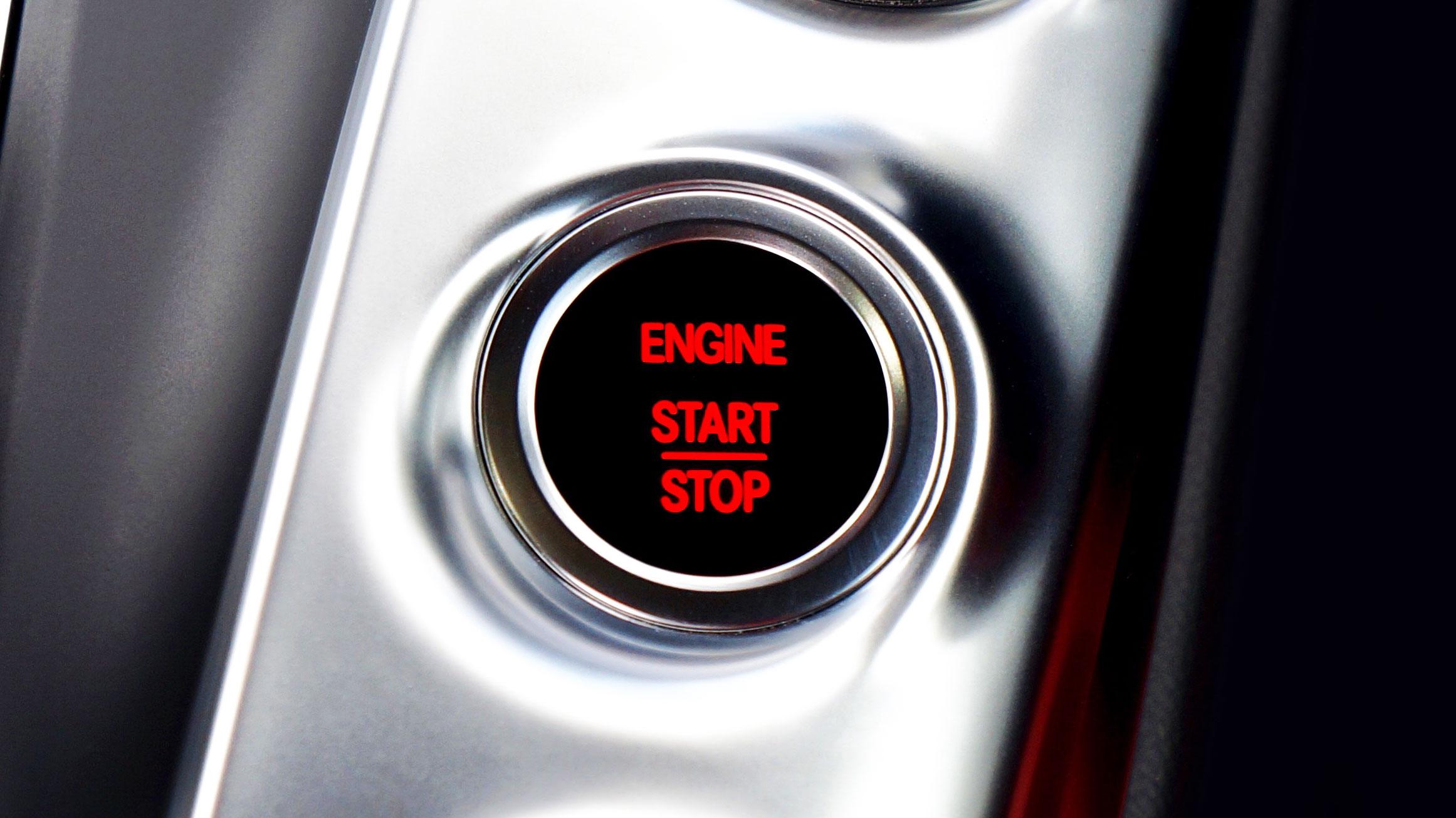 compustar push to start