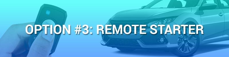 computer remote start