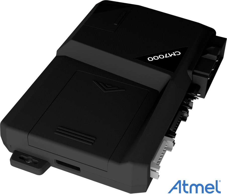 CM7000-AS featuring web programmability and best in class remote start and security features.