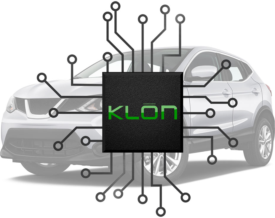 KLON technology makes it possible to add remote start to your vehicle without surrendering a key!